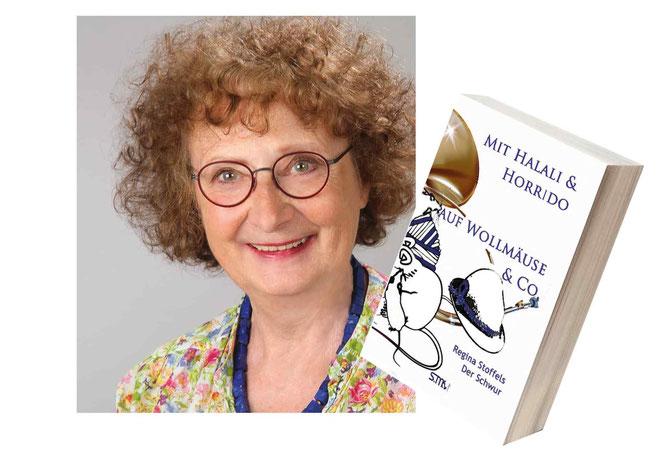 Die Autorin Regina Stoffels