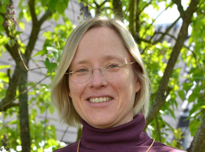 Die Autorin Petra Horst
