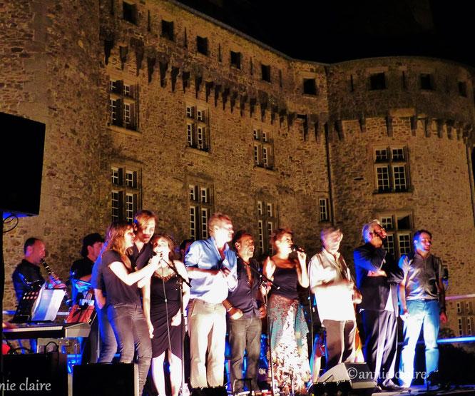 Feu d'artifice de stars pour cette 13ème édition du Festival Découvrir de Concèze,  placé sous le signe du changement.