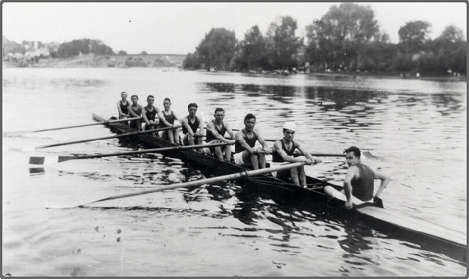 8+ senior en 1928