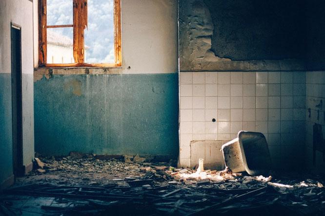 Wohnungs Schadenfall