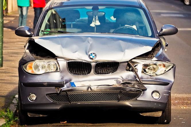 Autounfall - Haftung