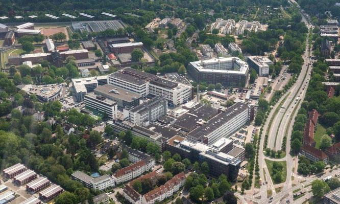 Philips Hamburg - Zentrale