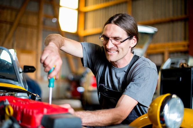 Martin Ruoss Geschäftsinhaber Fahrzeugtechnik Ruoss GmbH