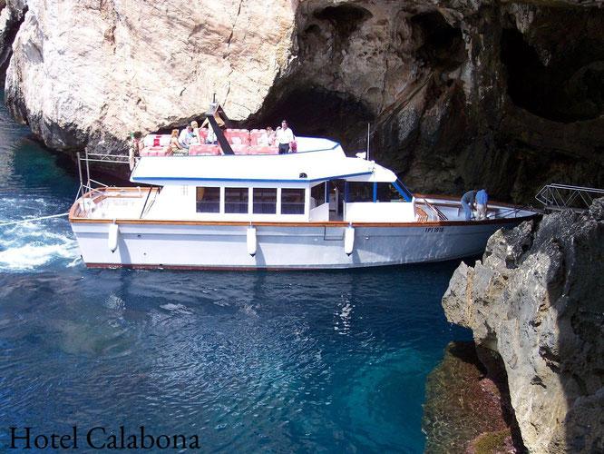 Battello Grotte di Nettuno Alghero