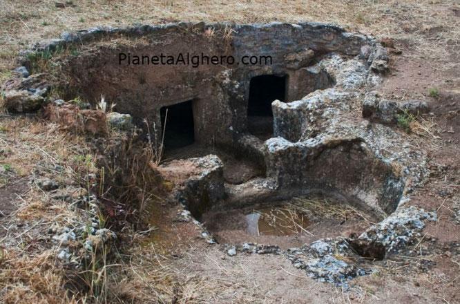 Necropoli Anghelu Ruju Alghero