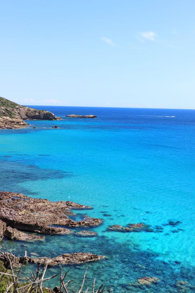 Cala Buranti' Alghero / Foto: Paola Granara Wild / colore del mare.