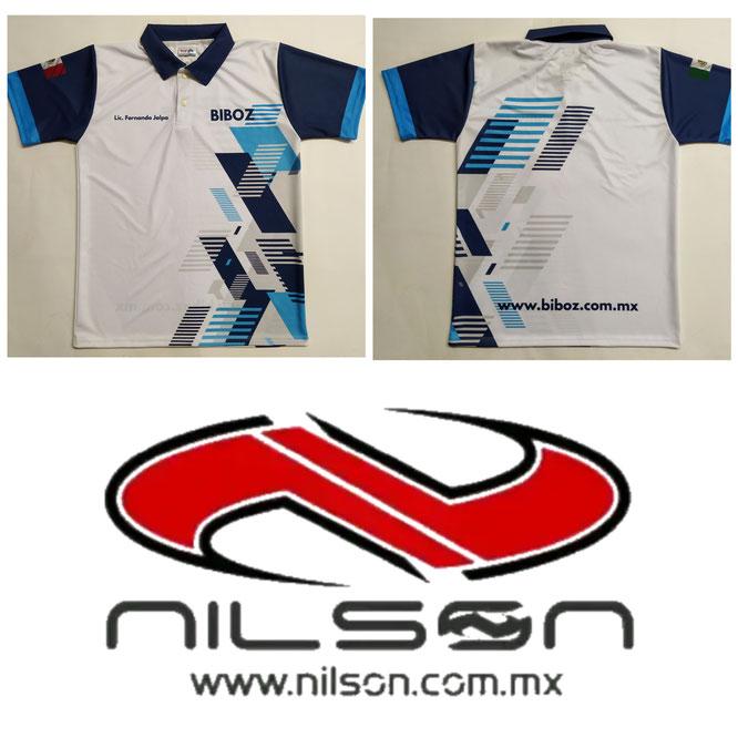 nilson ropa deportiva