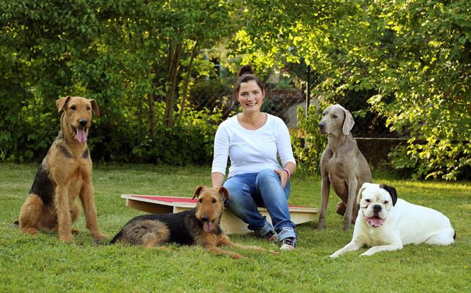 Maritta Petrik - Hundephysiotherapie
