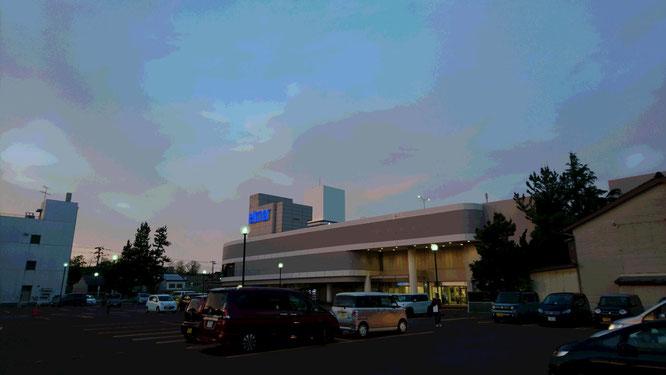 イトーヨーカドー直江津店の閉店から1週間。併設するエルマール(直江津ショッピングセンター)さん、共に頑張りましょう!