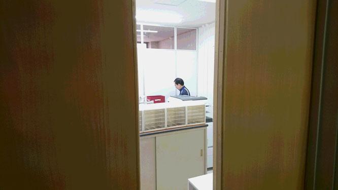 「しおさいの里地域包括支援センター 頸城くらし支援室」。ただいま開設準備の真っただ中