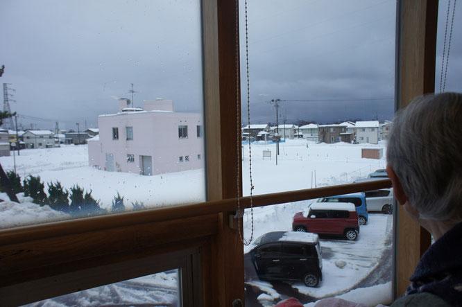 今年も訪れた厳しい新潟の冬。子どもの頃の思いがふと、よみがえる