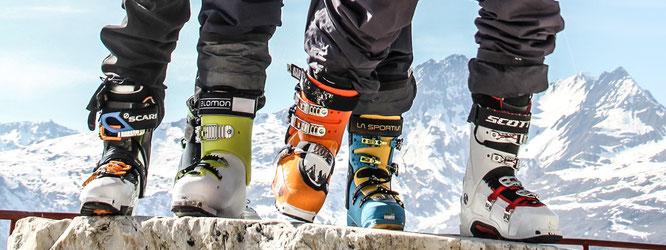 quelles chaussures de ski?