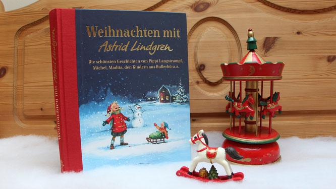 """Gewinnt das Buch """"Weihnachten mit Astrid Lindgren"""""""