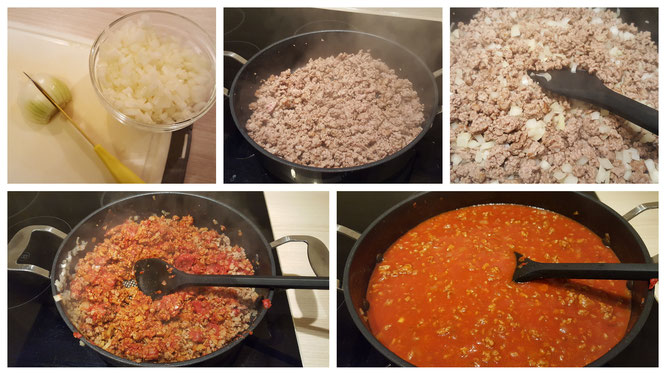 So geht die schnelle und einfache Bolognese Sauce