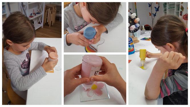 Wir die Glas Creativ Werkstatt in Groß-Rohrheim aus