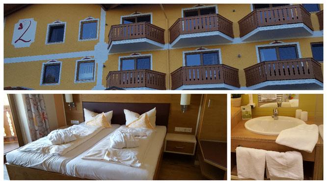 Das Landhaus zur Ohe - Hotel und Zimmer