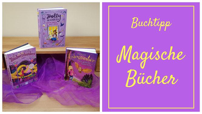 Wir stellen drei wundervoll magische Bücher aus dem Arena-Verlag vor