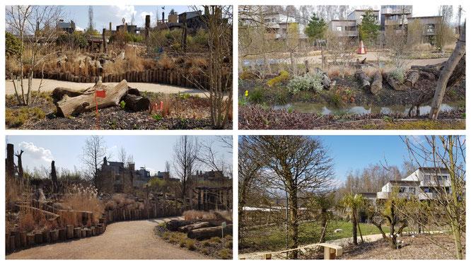 """Die """"Extraordinary Gardens"""" im Villages Nature Paris"""