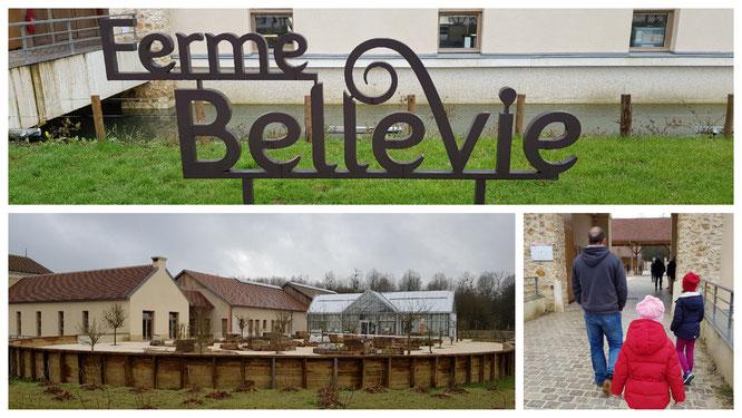 Ferme BelleVie - Bauernhof im Villages Nature Paris