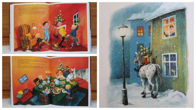 """Aus """"Weihnachten mit Astrid Lindgren"""": Weihnachten mit Pippi Langstrumpf"""