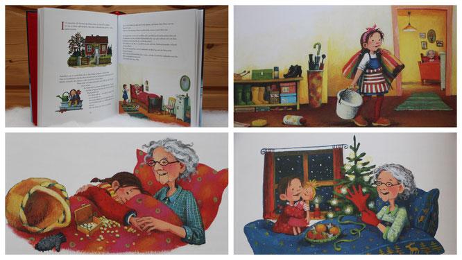 """Aus """"Weihnachten mit Astrid Lindgren"""": Polly hilft der Großmutter"""