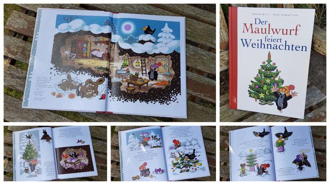 Buch: Der Maulwurf feiert Weihnachten