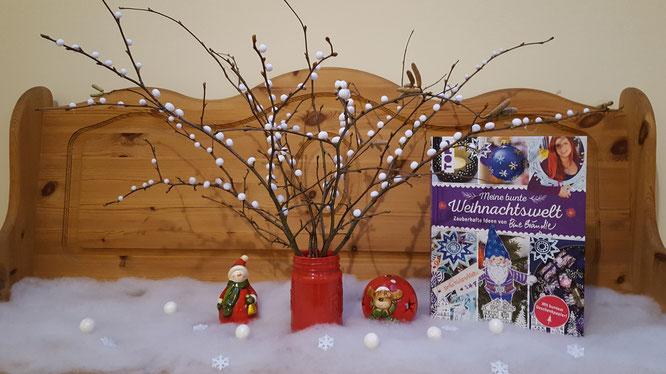 """""""Meine bunte Weihnachtswelt"""" von Biene Brändle"""