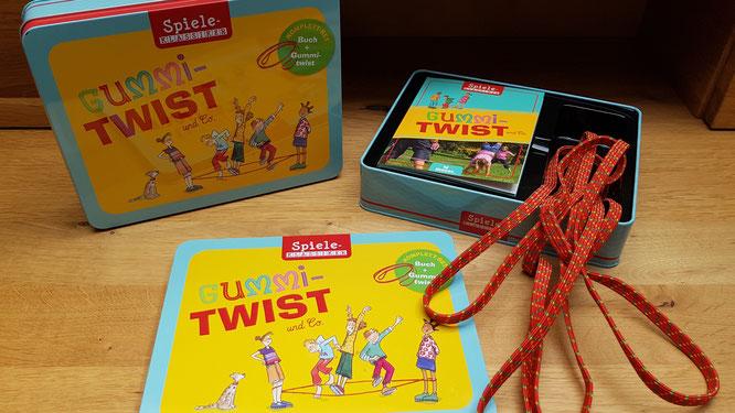 Gummi-Twist-Set aus dem Verlag moses.
