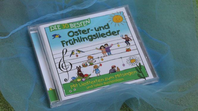 CD Die 30 Besten Oster- und Frühlingslieder