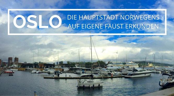Ausflugstipp Oslo auf eigene Faust