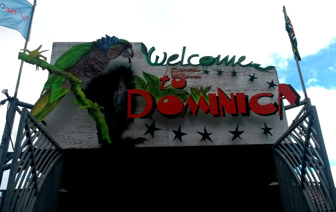 welcome to dominica