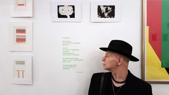 Beni Cohen-Or in der Galerie SEHR