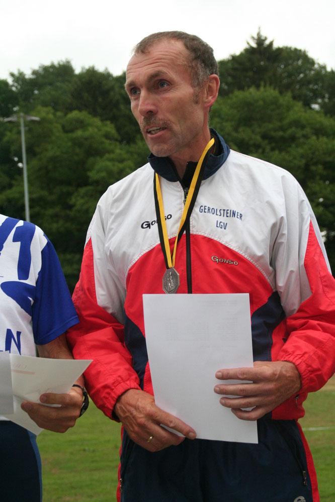 Herbert Ehlen, 2006 in Aachen (Foto: Heinz Reifferscheid)
