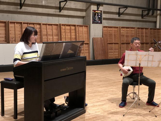 松島龍戒 声明コンサート。声明コンサート。