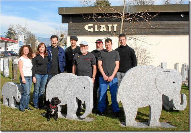 Team Natursteinwerk Glatt