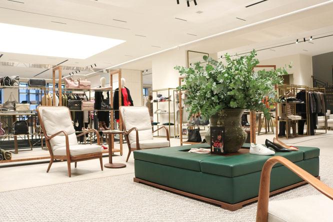 87a1d3ad722b4 Traditionshaus mit internationalem Flair  Wir besuchen den Luxus  Designer-Store