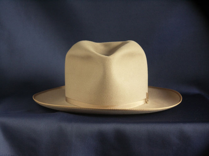 ROYAL STETSON  openroad light brown 1950's front view