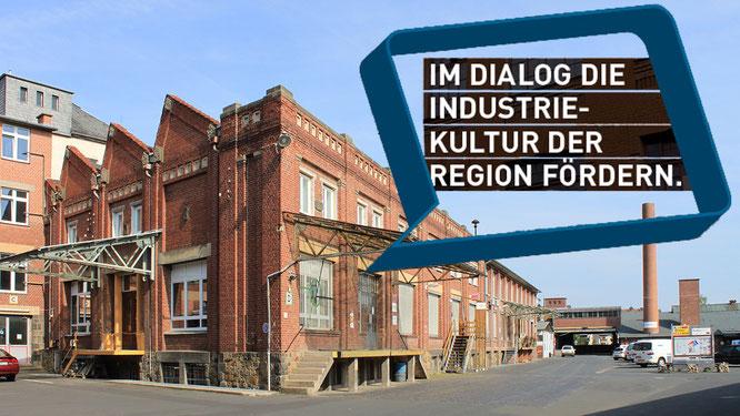Im Dialog die Industriekultur der Region fördern - Verein Mittelhessen