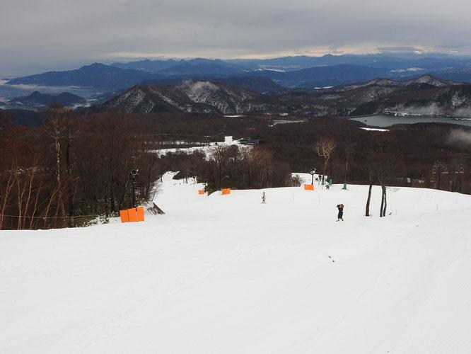 初滑り!初日のたんばらスキーパーク