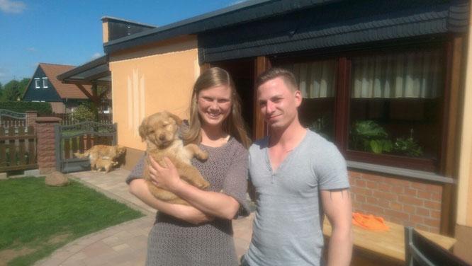 Familie Dumack mit Amy