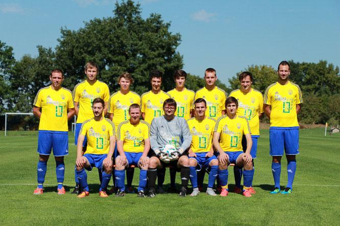2. Mannschaft 2015/2016
