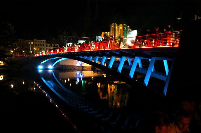 Brückenpark Im Licht IV ©KHS2010