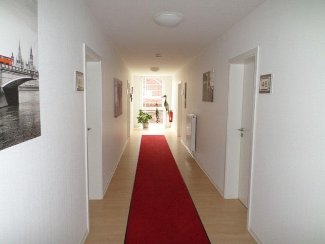 hôtel Lingemann en Allemagne