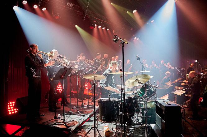 Le concert de retour sur scène de l'Usine à Jazz, (probablment) cet après midi (17h) à à la Gélinotte. Une décision sera prise vers midi en fonction des dernières prévisions météo...