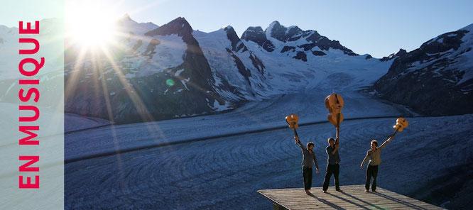 Nous serons demain soir à Grenoble pour l'ouverture des Rencontres Ciné Montagne avec la Tournée des Refuges.
