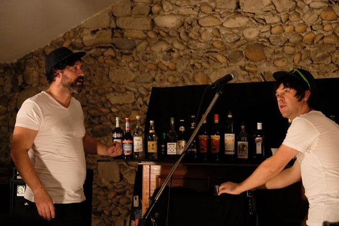 Boris et Robin', c'est ce soir à la Gélinotte !
