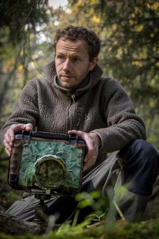 Loup, Gélinotte et vie sauvage en Belledonne avec Sébastien de Danieli, photographe animalier et passionné de Belledonne. Ce vendredi soir à la Gélinotte !