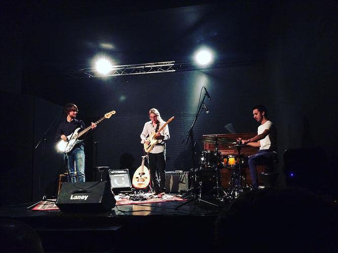 Badhinjan Trio ce samedi soir à la Gélinotte !