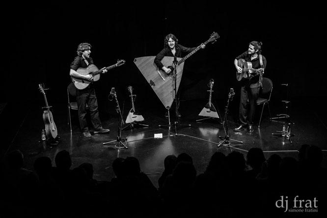 Samedi soir à la Gélinotte sera un grand moment de musique russe et tzigane avec le trio Tchayok